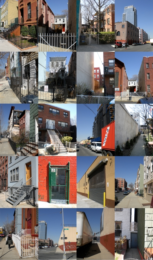 4 image streetscape Williamsburgh