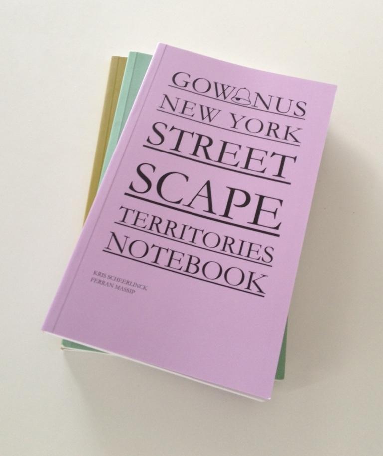 Gowanus notebook