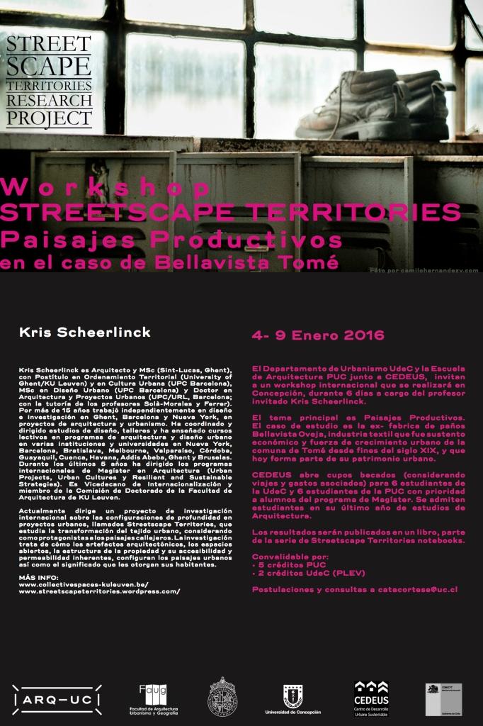 streetscape territories Tomé